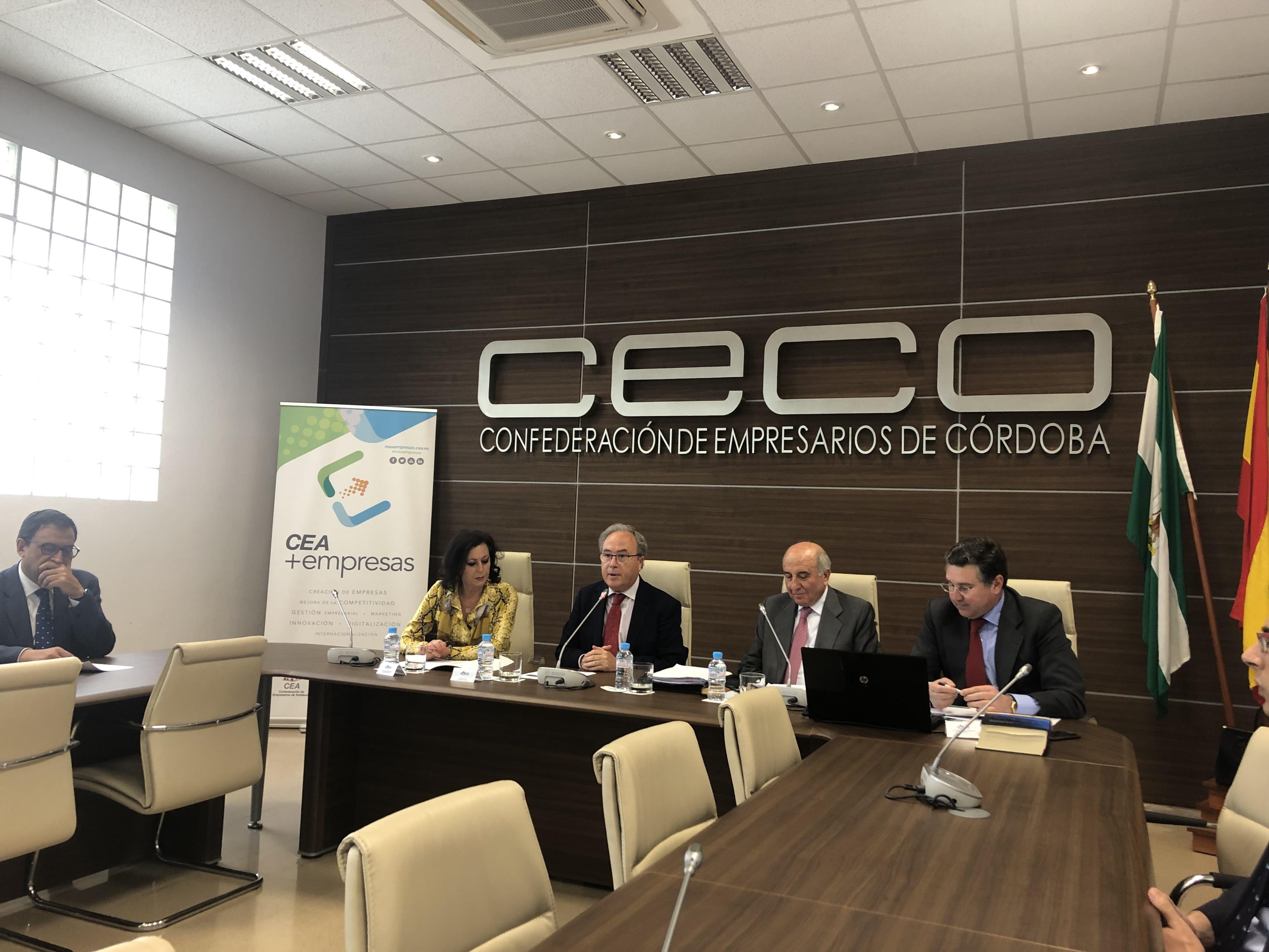 CECO y Construcor organizan una jornada técnica para conocer las nuevas medidas tributarias