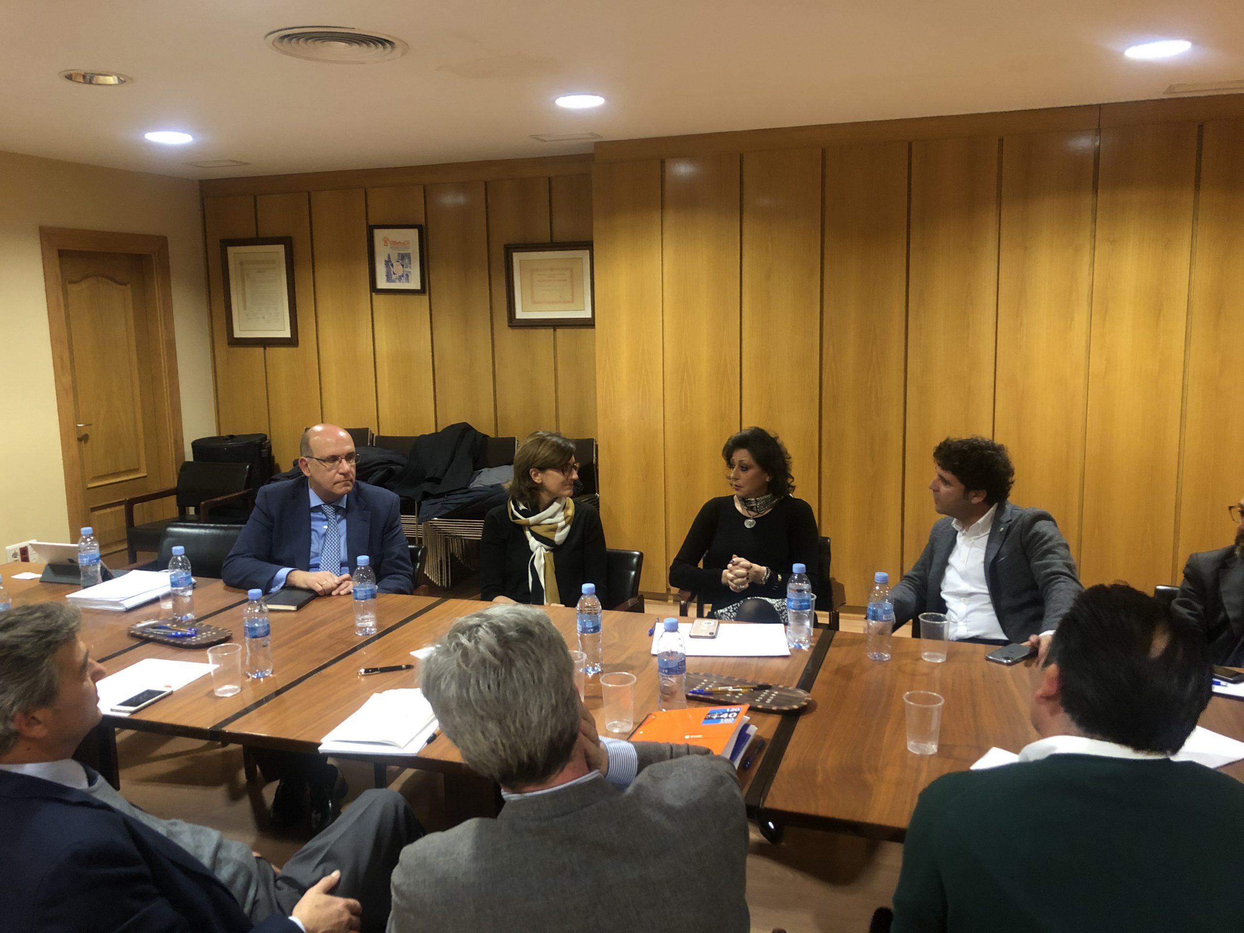 Construcor y Tragsa acuerdan trabajar para desbloquear el conflicto en torno a la segunda fase de las obras del Palacio de Congresos
