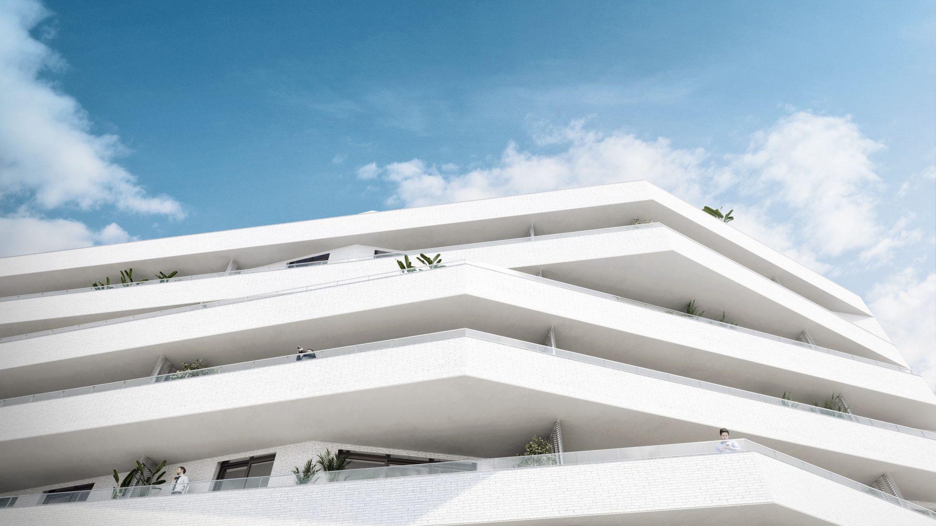 Construcor propone que balcones y terrazas no computen como metros edificables